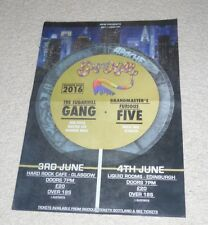 The Sugarhill Gang CONCERT POSTER - live music show gig tour concert poster