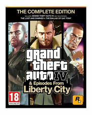 Grand Theft Auto IV -- The Complete Edition (Sony PlayStation 3) FREE SHIPPING