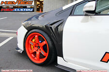 KevTEC: Carbon Fiber Air Vent Fenders Civic Si Sedan (FB6) 2012 13 14 15