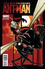 Astonishing Ant-Man # 13 Last Issue Variant Cover Marvel Nm