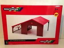 Britains 42954 Dual Purpose Building EU Update 1:32 Scale New Boxed Offer Price