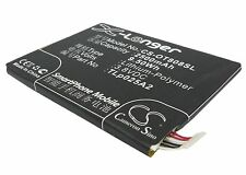 3.8V Battery for Alcatel A846L One Touch Conquest One Touch Idol X TLp025A2
