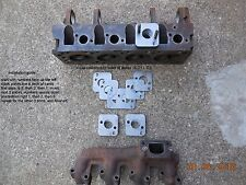 Ranger Mustang SVO Pinto Turbo EXHAUST MANIFOLD FLIP 2.3 FORD TURBOFORD ORIGINAL