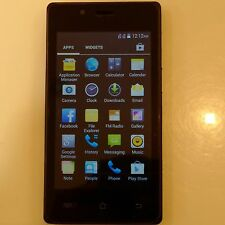 "New X3-3G DUAL SIM ANDROID smartphone 4"" screen SIM FREE, dual camera"