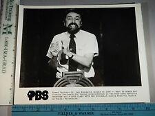 Rare Original VTG Together & Love Class With Leo Buscaglia PBS TV Photo Still
