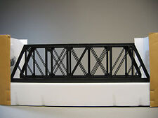 LIONEL TRUSS BRIDGE W FLASHERS & PIERS FASTRACK O/O27 o gauge track 6-12772 NEW