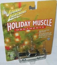 Holiday Muscle 1970 AMC REBEL MACHINE - chrome - 1:64 Johnny Lightning