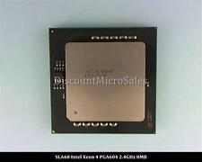 Intel SLA68 Xeon 2.4GHz Quad Core Socket PGA604 8MB L2 Server CPU Processor