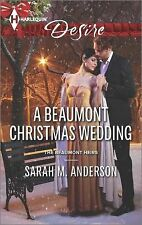 A Beaumont Christmas Wedding (The Beaumont Heirs), Anderson, Sarah M., Good Book