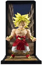 Tamashii Buddies Dragon Ball Z 007 SS Super Saiyan Broly Mini Statue Bandai NIB