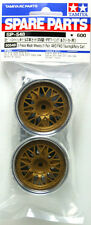 Tamiya 50548 (SP548) 2-Piece Mesh Wheels (1 Pair,4WD/ FWD Touring & Rally Car)