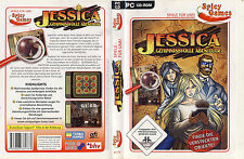 Jessica: Geheimnisvolle Abenteuer * Wimmelbild-Spiel * (PC, 2009, DVD-Box)