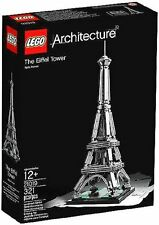 Lego Architecture The Eiffel Tower 21019 Sealed MISB