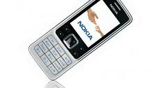 NEW CONDITION SILVER NOKIA 6300 UNLOCKED PHONE - BLUETOOTH - 2 MP CAMERA