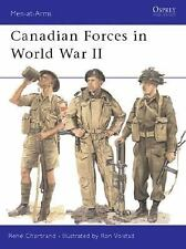 Men-At-Arms: Canadian Forces in World War II 359 by René Chartrand (2001, Paperb