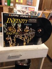 1960 ~ Esquivel ~ Infinity In Sound ~ LP ~ Living Stereo ~ Exotica ~ Space Age