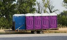 Porta Potty Portable Bathroom Rental BUSINESS PLAN + MARKETING PLAN = 2 PLANS!