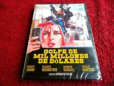 GOLPE DE MIL MILLONES DE DOLARES / DIAMONDS - English/Español DVD Area ALL -Prec