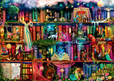19417 RAVENSBURGER FAIRYTALE FANTASIA 1000PC [ADULT JIGSAW PUZZLE] NEW IN BOX!