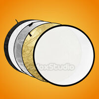 "Godox 5 in 1 Collapsible 80cm / 32"" Lighting Diffuser Multi Round Reflector Disc"