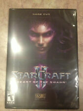 NEW Starcraft II 2 Heart of the Swarm PC DVD Pet Baneling Collector's Edition