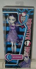 SPECTRA VONDERGEIST MONSTER HIGH DOLL MUERTAS DE SUEÑO DEAD TIRED NEW BOXED