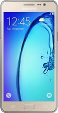 Samsung Galaxy On7 Gold, 8 GB + Sealed Box +1 Year Samsung India Warranty