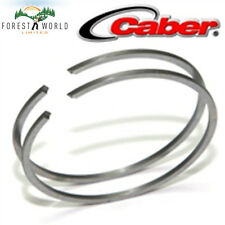 TANAKA SUM 421,422,ECS 400 piston rings,40 x1,5 x 1,65,Made in Italy by CABER