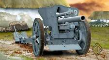 German le FH18 10,5 cm Field Howitzer 1/72 ACE 72216