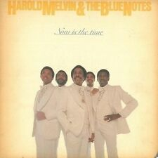 HAROLD MELVIN & THE BLUE NOTES Now Is The Time LP Vinyl Record Album US ABC 1977