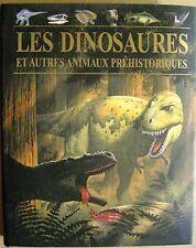Les dinosaures et autres animaux préhistoriques  herbivores carnivores /C15