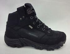 Merrell Mens Polarand Rove Waterproof Boots J21123 Black Size 9