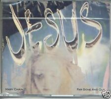 THE JESUS AND MARY CHAIN FAR GONE AND OUT CD SINGLE SEALED FROM NEW 1992