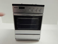 """Miele toy stove oven for 18"""" doll dollhouse furniture kitchen realistic"""