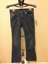 DIESEL INDUSTRY JEANS PANTS FOR WOMEN, SIZE 27 RN93243 CA25594, MADE IN ITALY