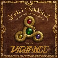 VIGILANCE - Jewels of Gwahlur Vol. 4 (NEW*SPEED METAL/NWOBHM*ANGEL WITCH*C.HOOF)