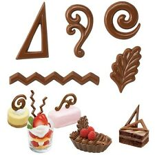 Cake Decorating Candy Chocolate Mold - Wilton Dessert Accents