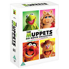 THE MUPPETS BUMPER BOXSET 6 MOVIE COLLECTION BLU-RAY DISC REGION-FREE BRAND NEW