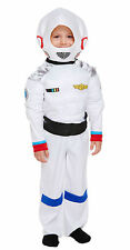 BOYS TODDLER KIDS ASTRONAUT FANCY DRESS COSTUME  2 - 4 YEARS SPACE MAN ROCKET