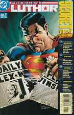 PRESIDENT LUTHOR SECRET FILES & ORIGINS NEAR MINT DC COMICS