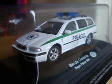 New Ray, Skoda Octavia wagon police 1999, 1:43