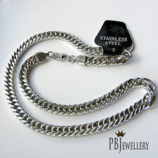 Chunky Mens 316L Stainless Steel Necklace / Chain