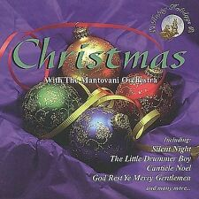 Christmas with the Mantovani Orchestra [Happy Holidays] (1996) Mint