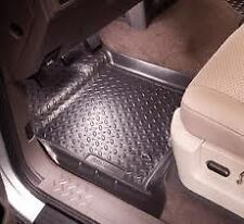 Husky Liners All Weather Floor Liners 1st & 2nd Rows Custom-Molded & Exact Fit
