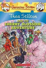 Thea Stilton and the Cherry Blossom Adventure: A Geronimo Stilton Adventure