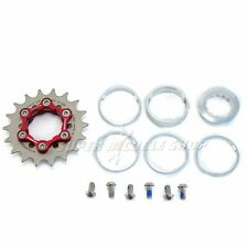 FOURIERS Adapter To Fixed 18T Cassette Cog
