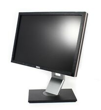 "Dell Ultrasharp 1909wb 19"" Widescreen LCD Computer Monitor 1440 x 900 VGA DVI"
