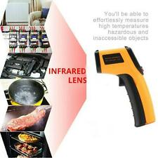 Non-Contact IR Infrared Digital Temperature Thermometer Laser Point Gun LO