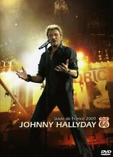 40529//JOHNNY HALLYDAY STADE DE FRANCE 2009 TOUR 66 DVD neuf sous blister