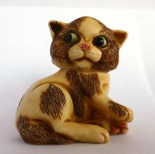Porky - Pot Bellys - NIB -Kitten / Cat Box Figurine - Martin Perry Studios